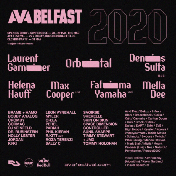 AVA Announce The Mother Of All Events For 2020