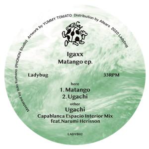 IGAXX Matango EP LADYBUG