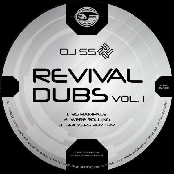 DJ SS Revival Dubs Vol. 1 FORMATION / IBIZA RECORDS